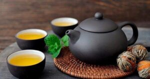 tác hại của trà